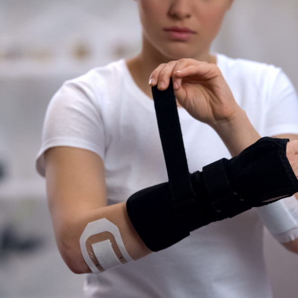 Carpal tunnel injury, tendinitis, bursitis, on the job repetitive motion injury