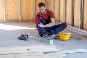Workers compensation claim - construction worker, carpentry worker, job injury Oklahoma
